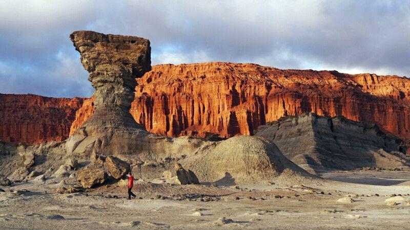 Eindrucksvolles Naturreservat Ischigualasto © Diamir