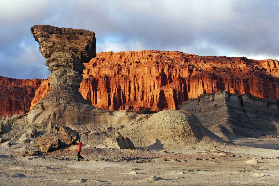 Eindrucksvolles Naturreservat Ischigualasto