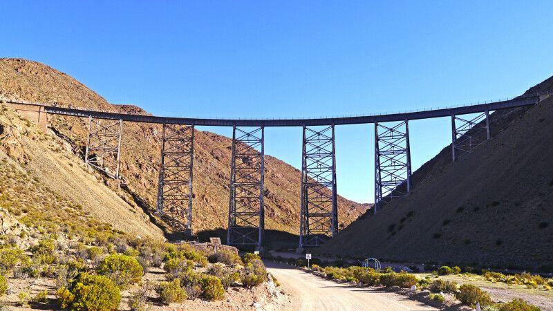 Viadukt La Polvorilla © Diamir