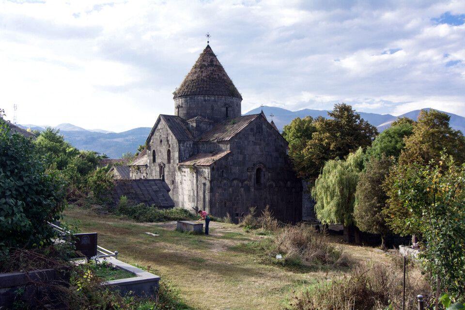 Kloster Sanahin