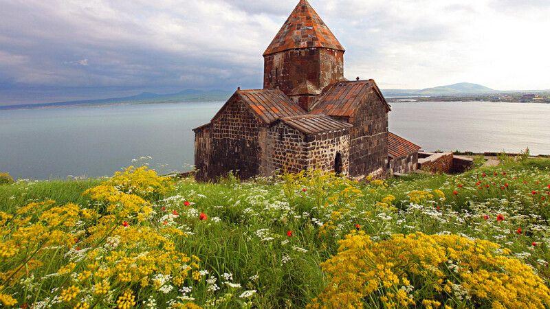 Sewan-Kirche © Diamir