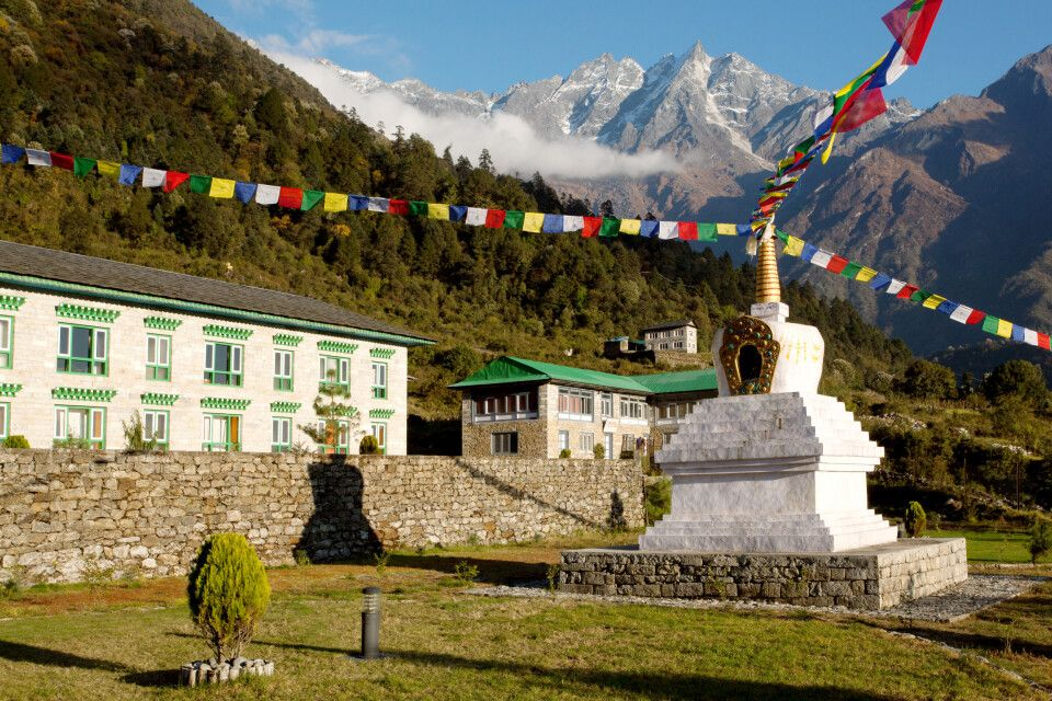 Yeti Mountain Home Lukla