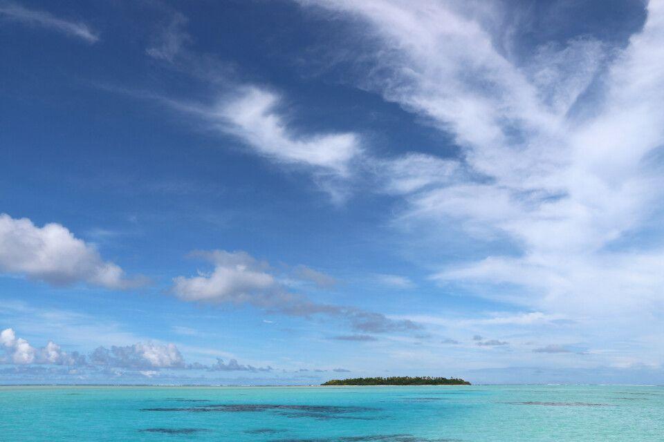Inselchen im Pazifik