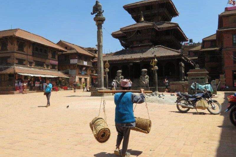 Königstadt Kathmandu