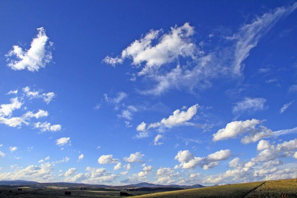 Wolkenmomente