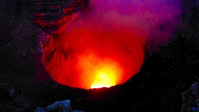Vulkan Masaya © Diamir