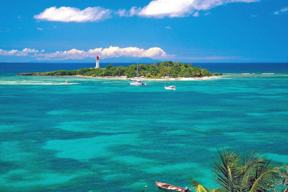 Guadeloupe Ilet Gosier