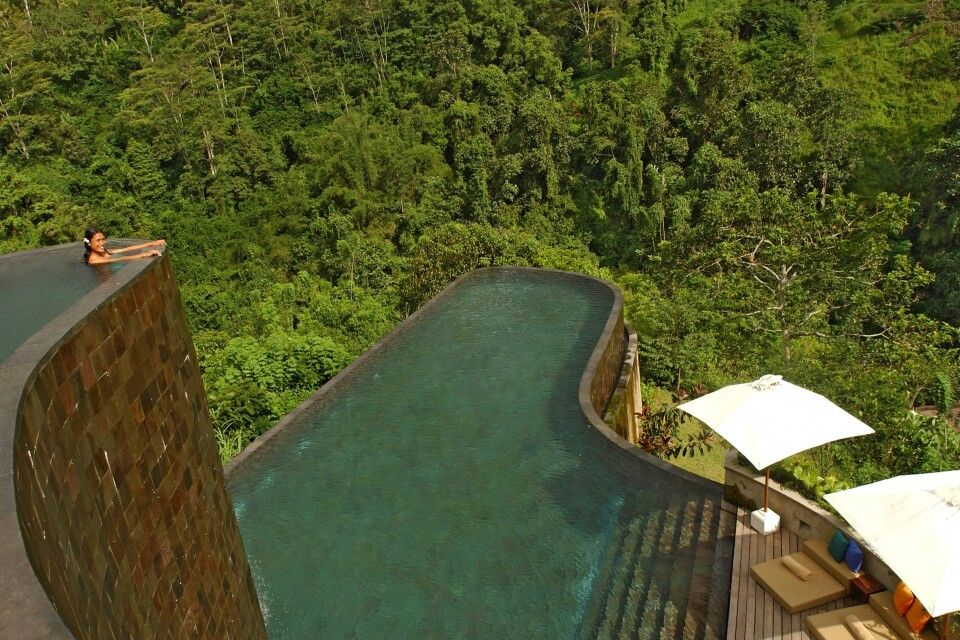 Hanging Gardens of Bali – Infinity Pool