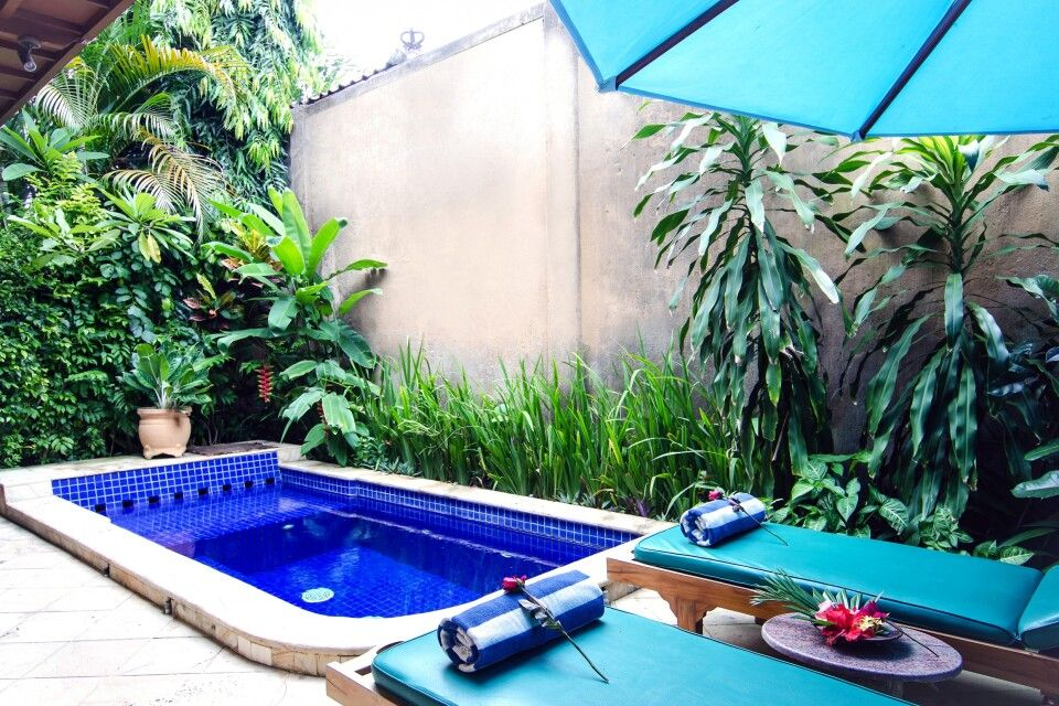 Sri Phala Resort & Villa – Garden Villa – Private Pool – Jacuzzi