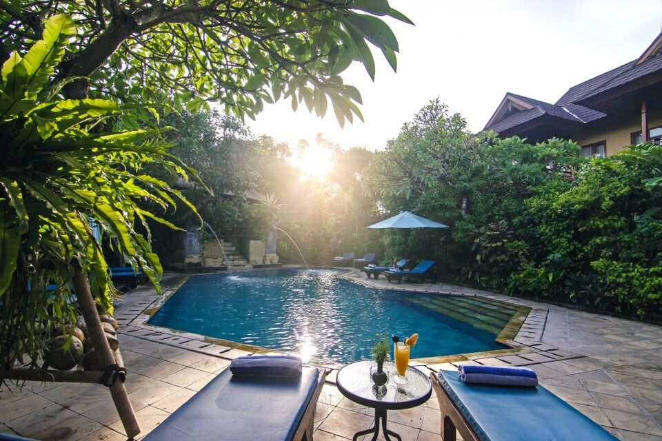Sri Phala Resort & Villa – Pool