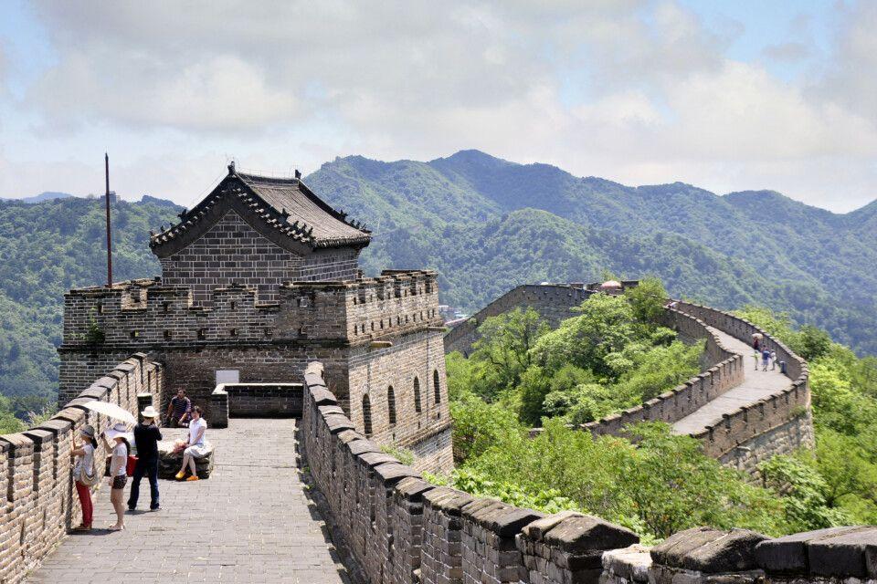 Peking Grosse Mauer
