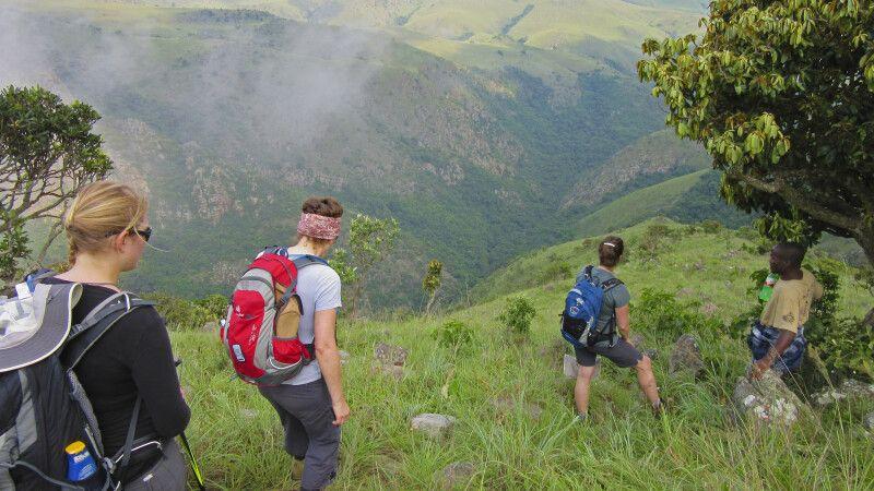 Wanderung im Malolotja-Naturschutzgebiet, Eswatini © Diamir