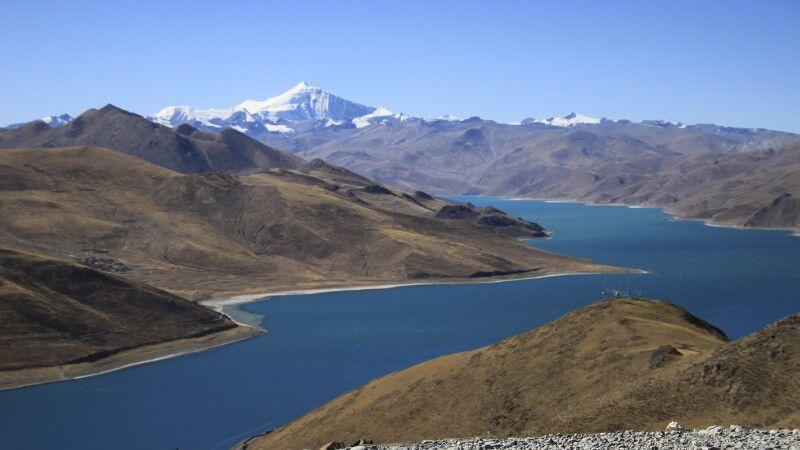 Lhasa Yamdrok-See © Diamir