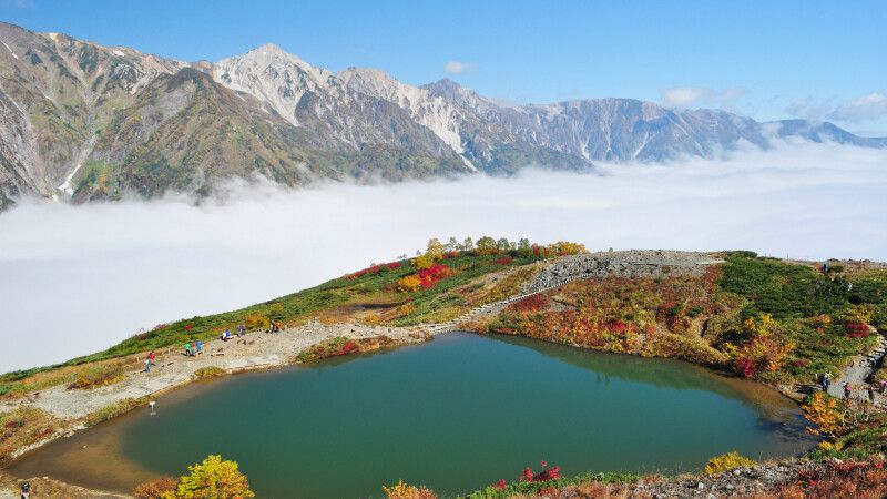 Happo See in Hakuba © Diamir