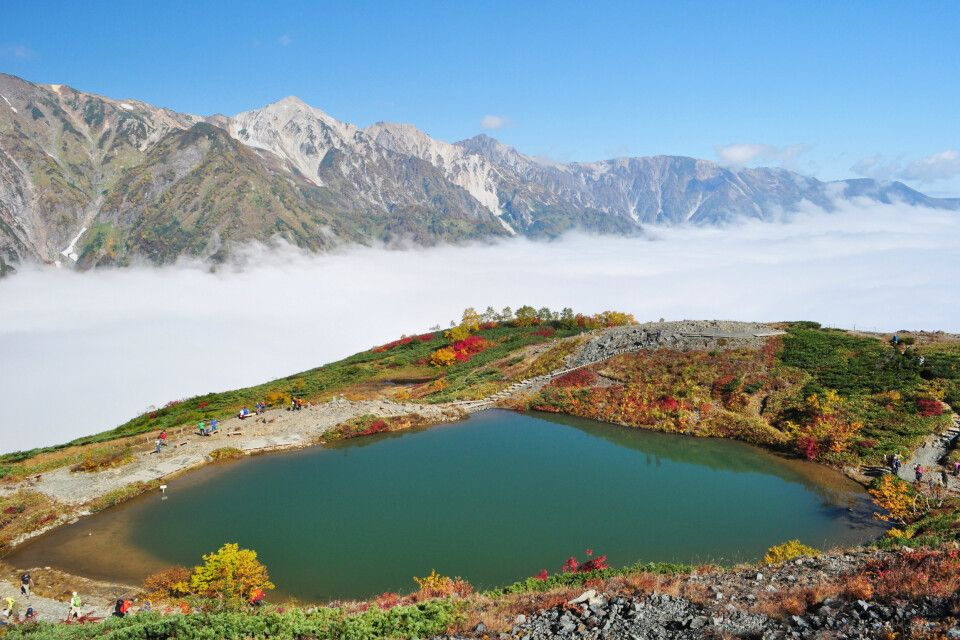 Happo See in Hakuba