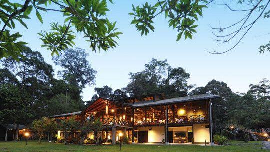 Borneo Rainforest Lodge, Danum Valley © Diamir
