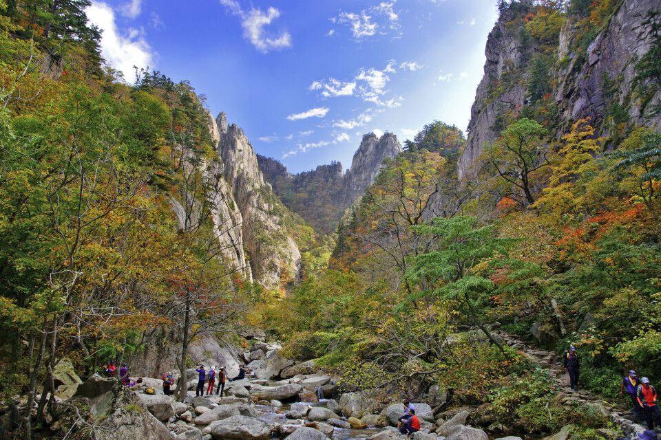 Seoraksan-Nationalpark