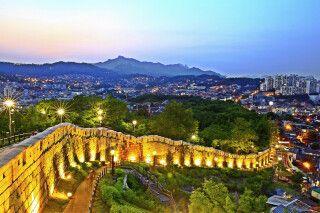 Alte Stadtmauer von Seoul