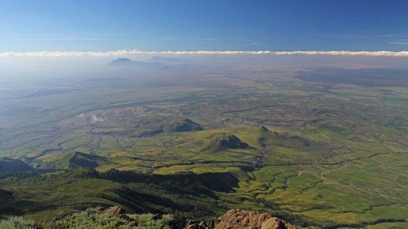 Blick vom Little Mount Meru © Diamir