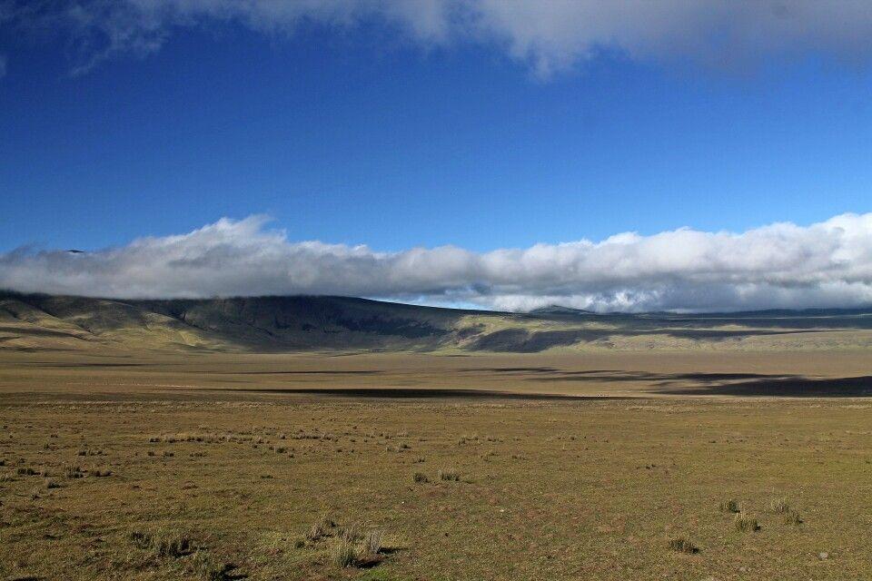 Im Kraterhochland
