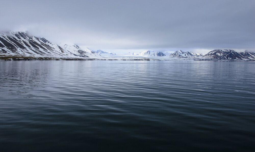 Spitzbergen, Land des Lichts: Blick in die Ymerbukta