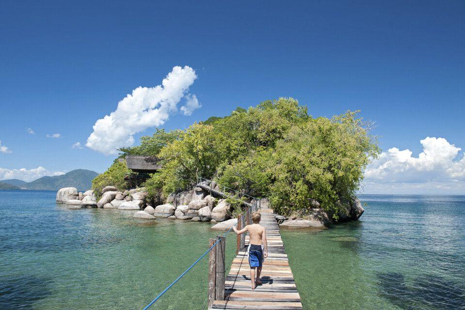 Ihr Paradies im Malawi-See, Mumbo Island