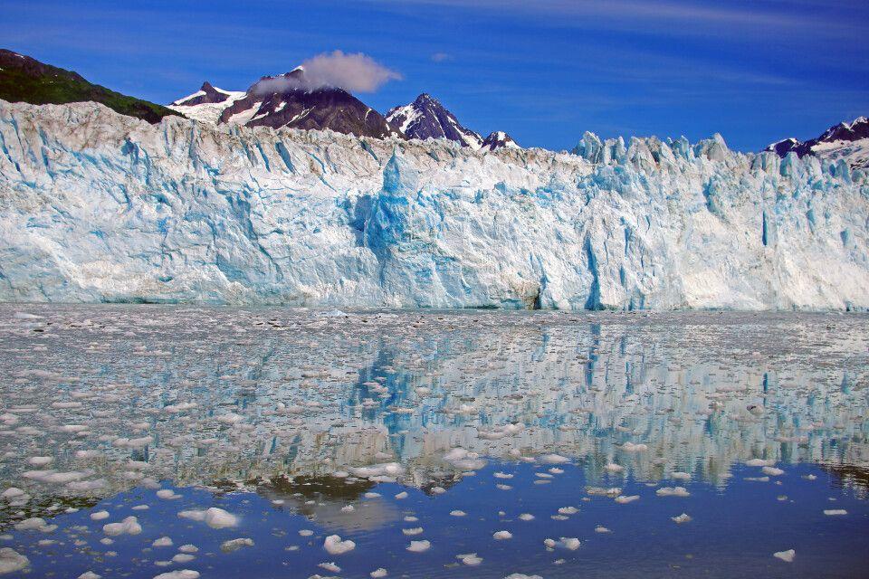 Gletscher bei Valdez