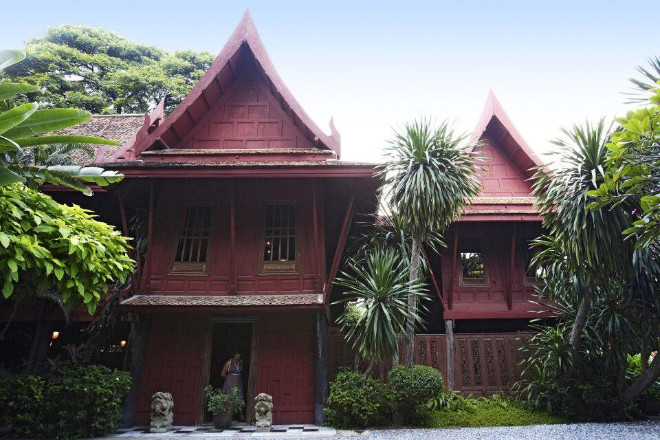 The Jim Thompson Haus, Bangkok