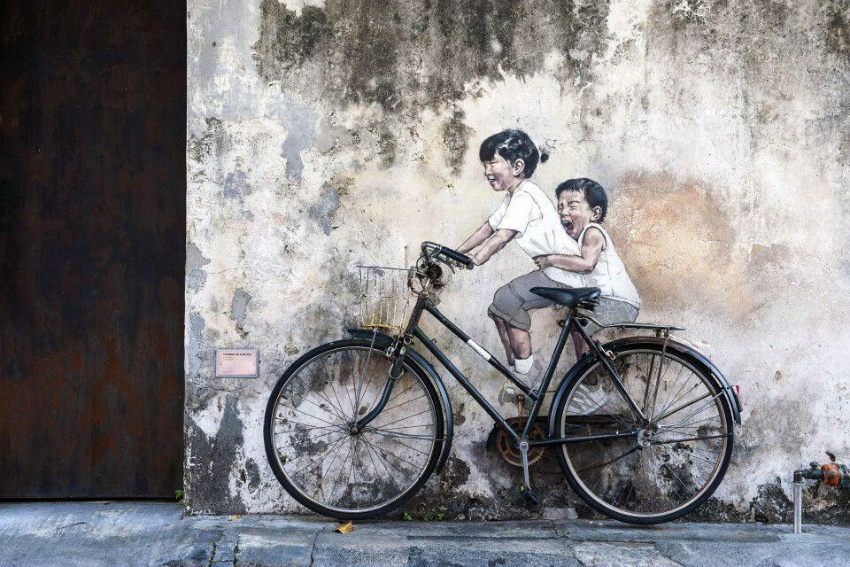 Street Art - Penang