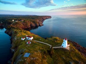 Swallow Tail Lighthouse, Grand Manan Island