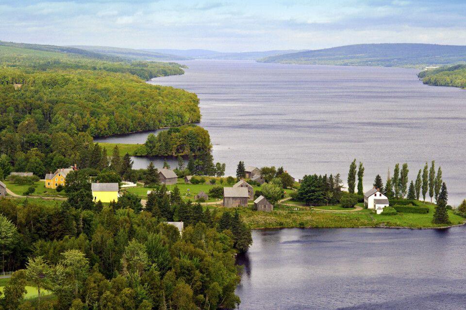 King's Landing Historic Settlement, Fredericton, New Brunswick
