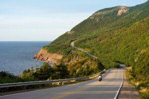 Mit dem Motorrad die unglaublichen Regionen Kanadas entdecken