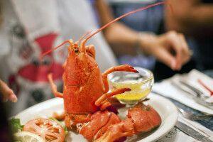 Lobster Kettle Restaurant in Louisbourg