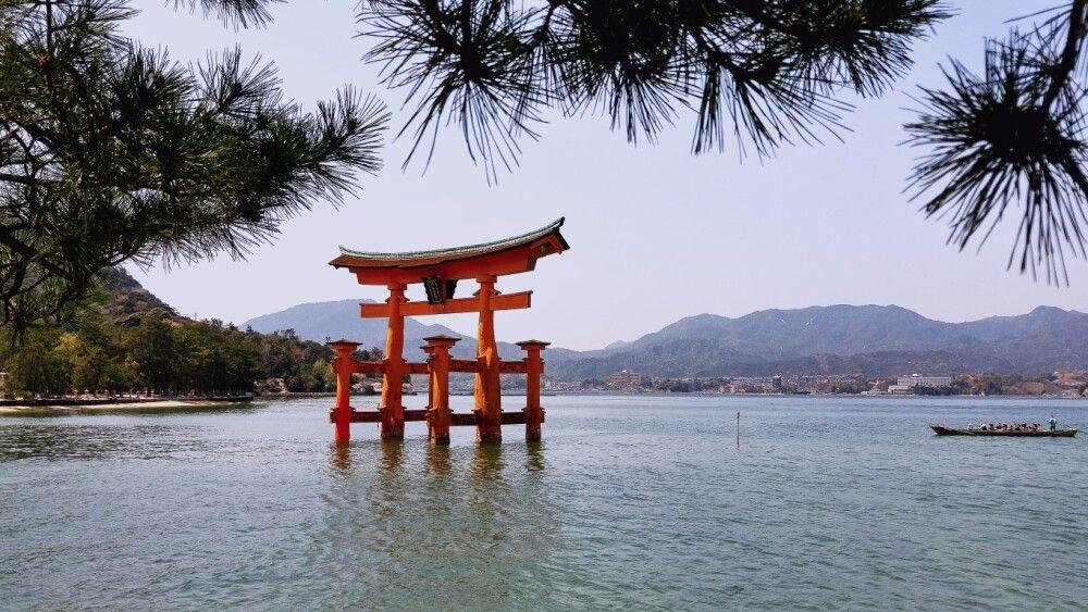 Japan Shinto Schrein