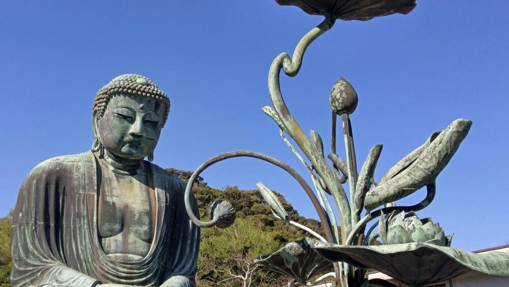 Japan Buddha Statue