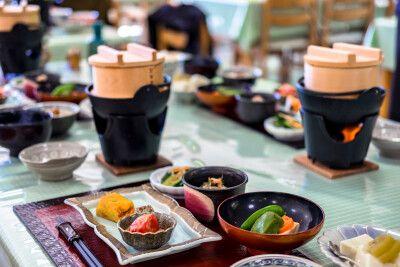 Japansiche Köstlichkeiten