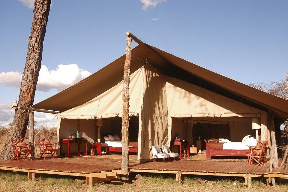 Somalisa Acacia Camp, Hwange-Nationalpark