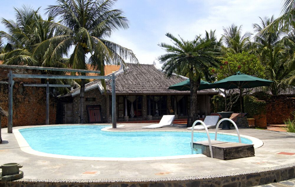 Some Days of Silence Resort – Pool