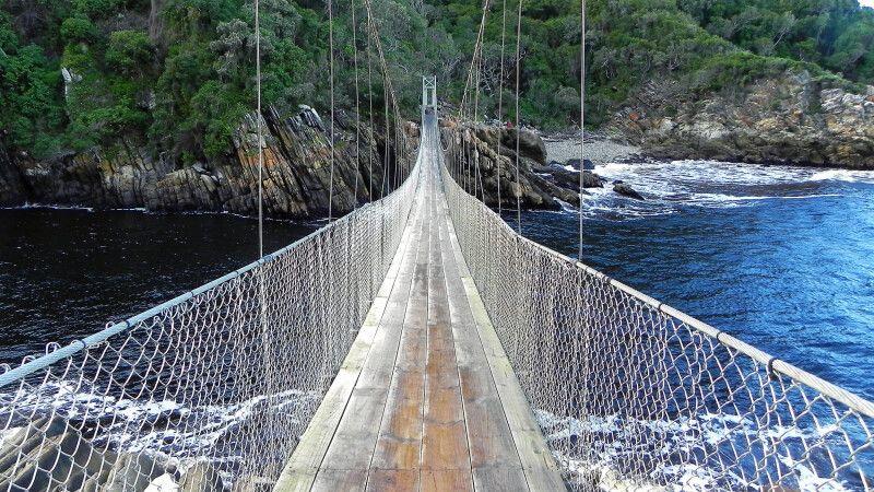 Tsitsikamma-Nationalpark © Diamir