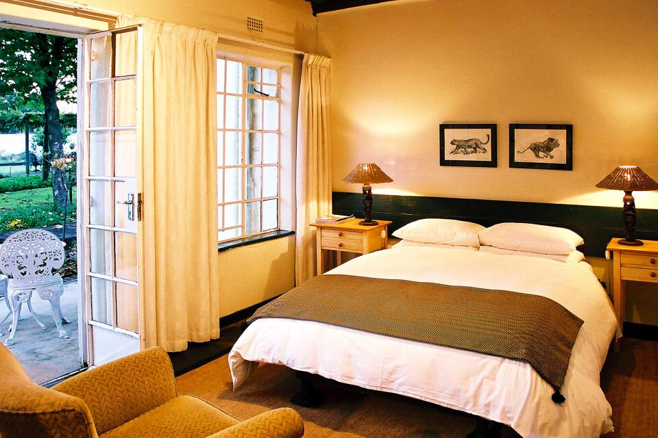 Zimmer im Graskop-Hotel