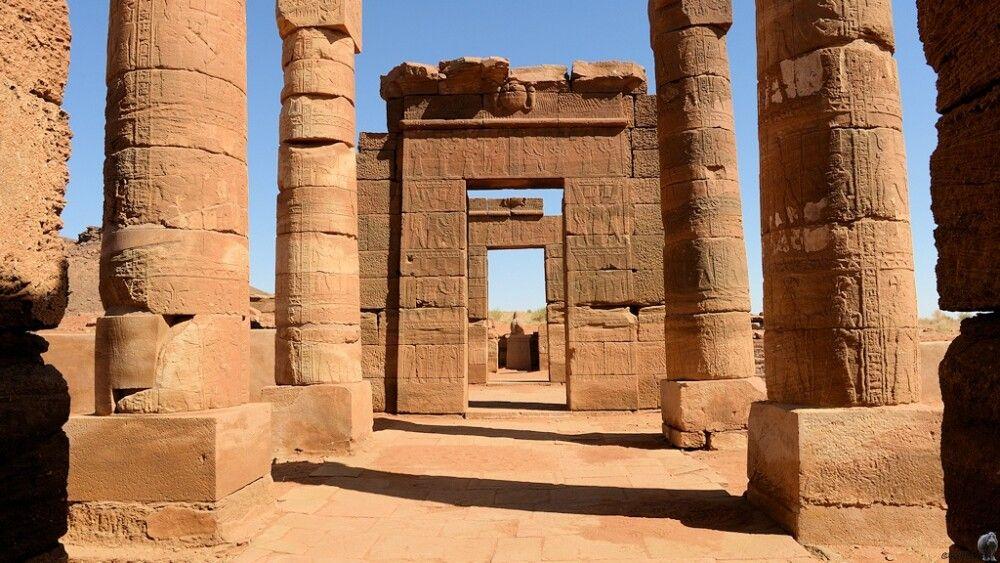 2. Amun Tempel in Naqa