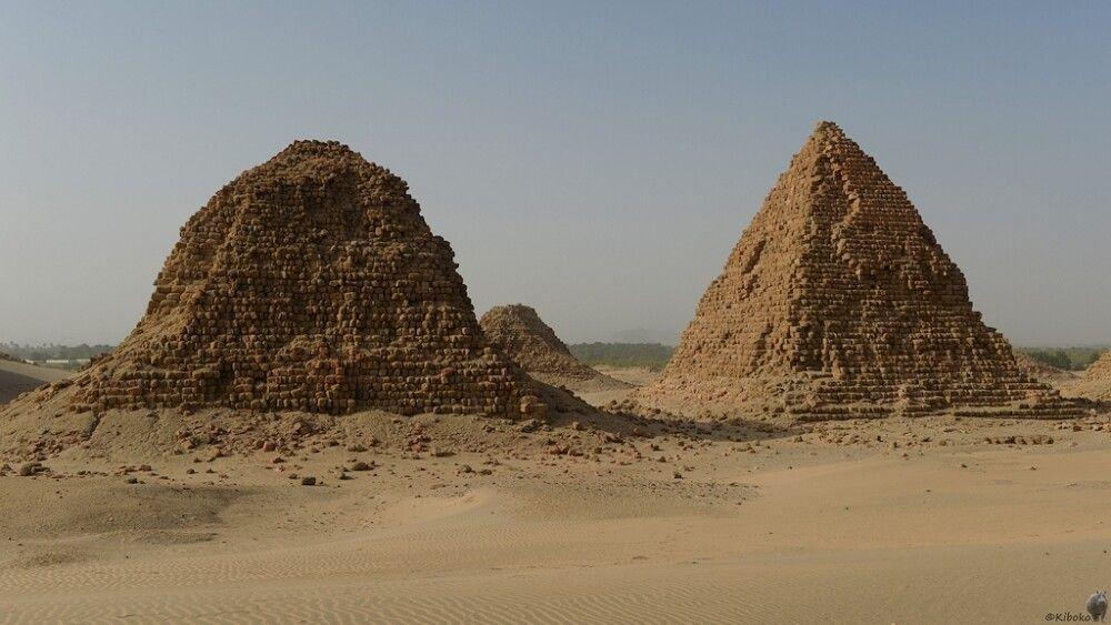 6. Pyramiden von Nuri