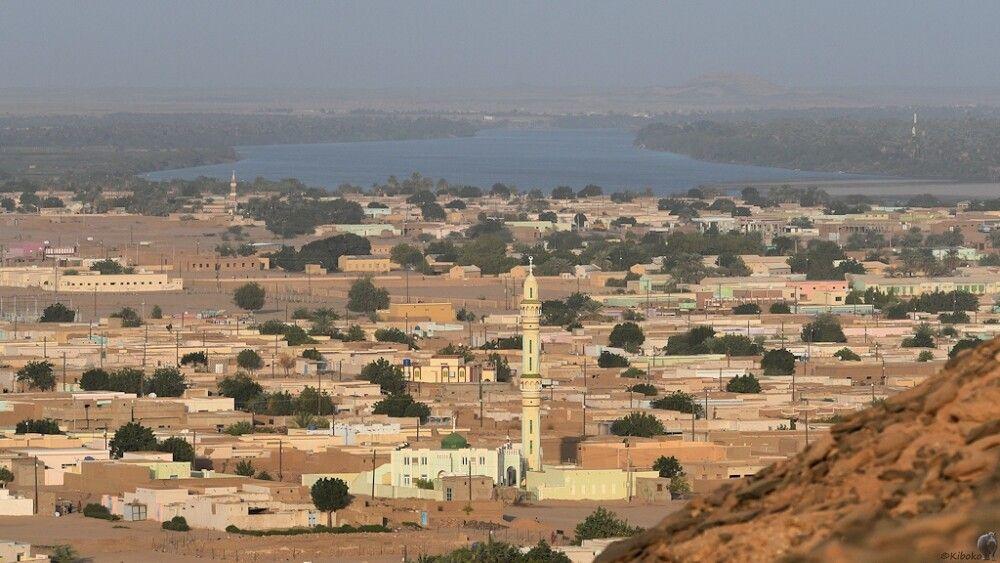 9. Karima und der Nil