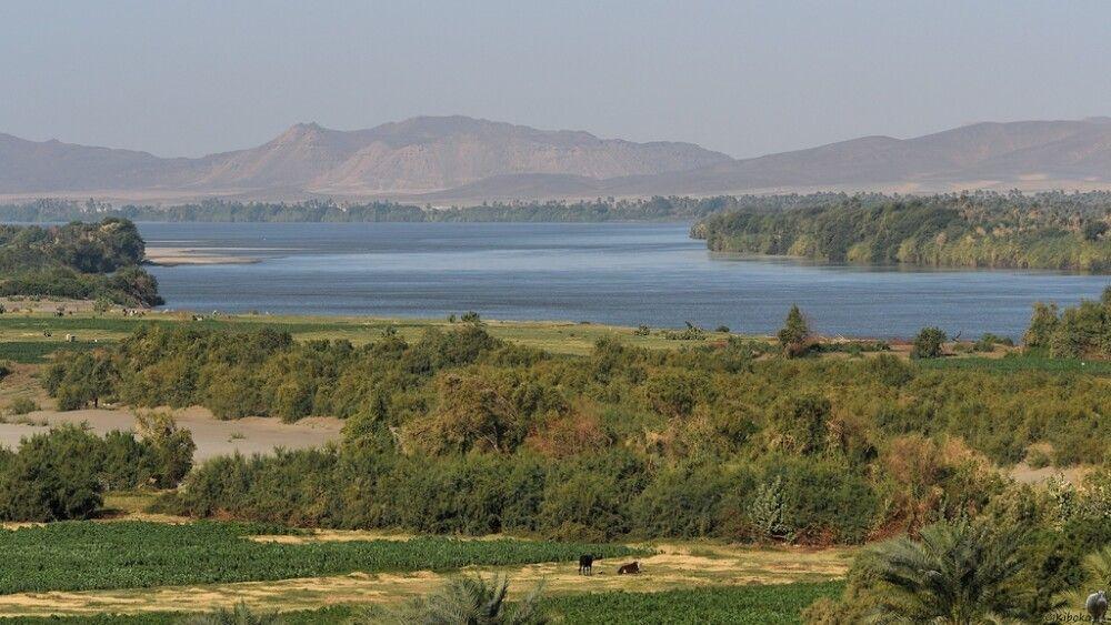 15. Nil bei Sebu