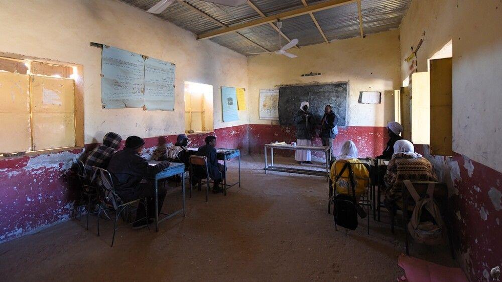 24. Schule in Soleb