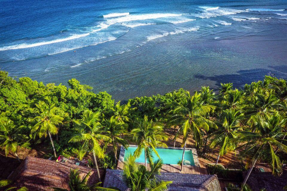 Küste vor Morotai