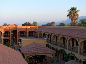 Hotel Hacienda Suites in Loreto, Baja California
