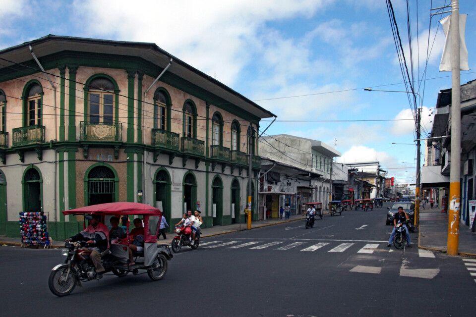 Impressionen von Iquitos