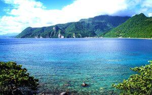 Scotts Head - südlichster Punkt Dominicas