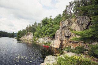 Achray Lake, Algonquin Park, Ontario